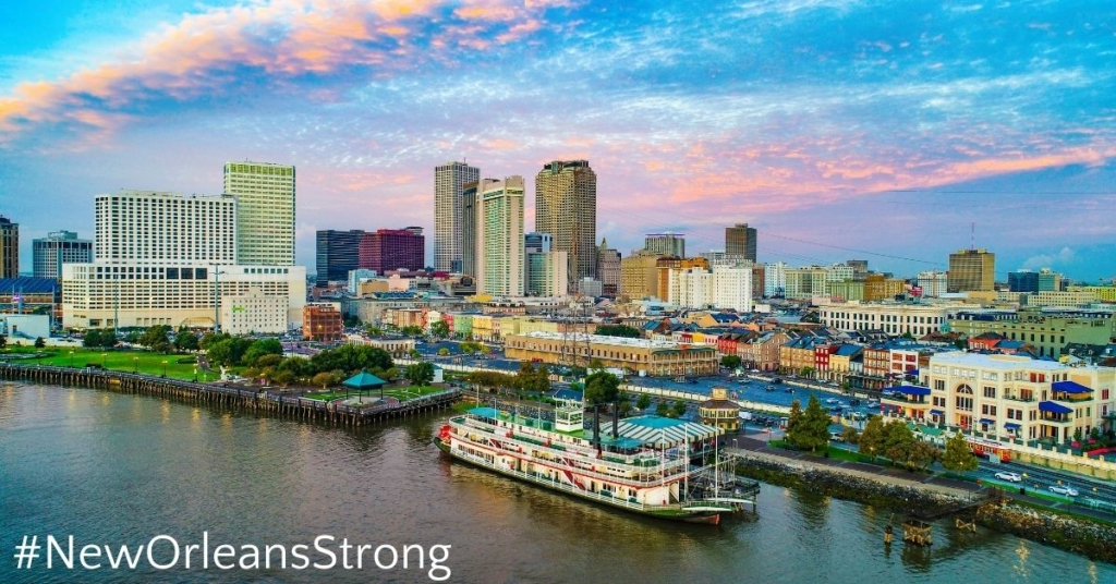New Orleans Strong
